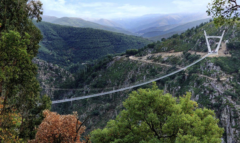 Puente Arouca: el más largo del mundo.